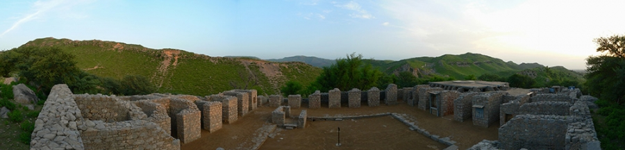 Ruins of Taxilla