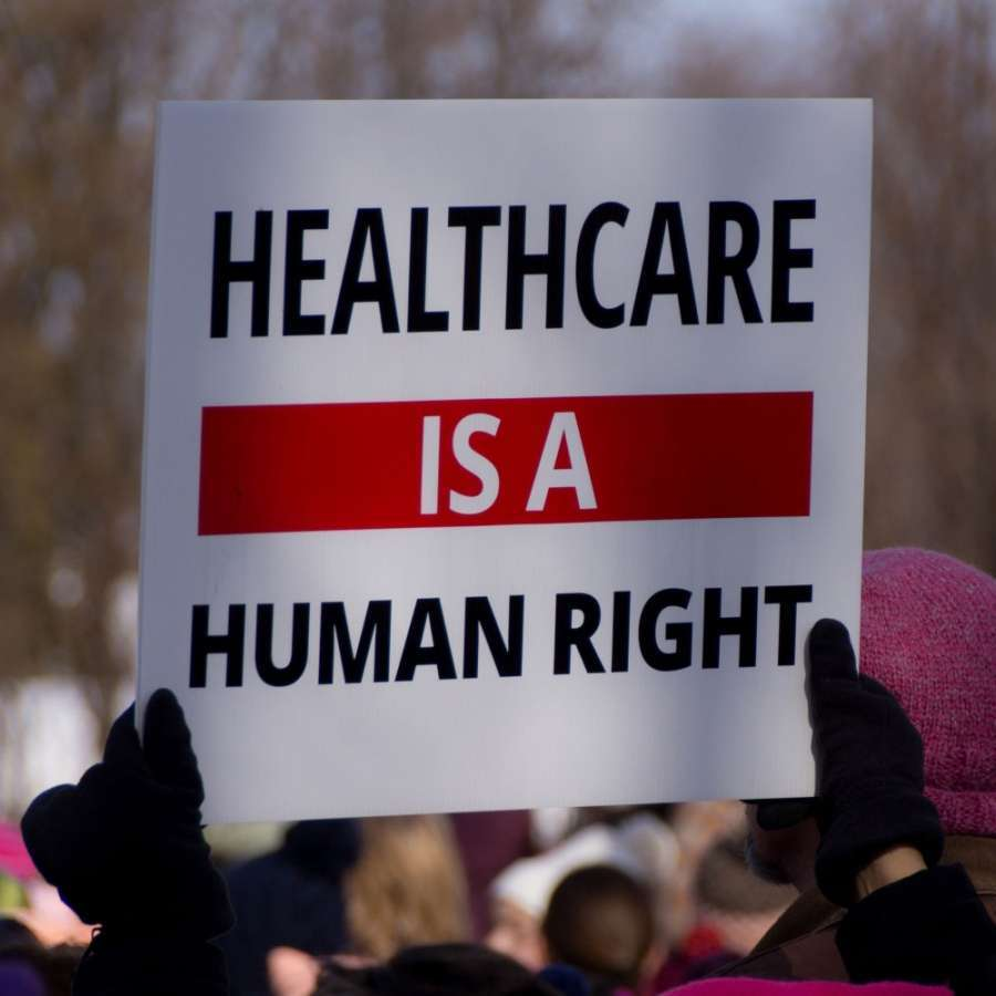 Healthcare is basic right