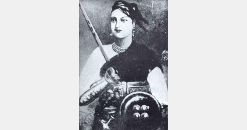 Female Freedom Fighters  of India