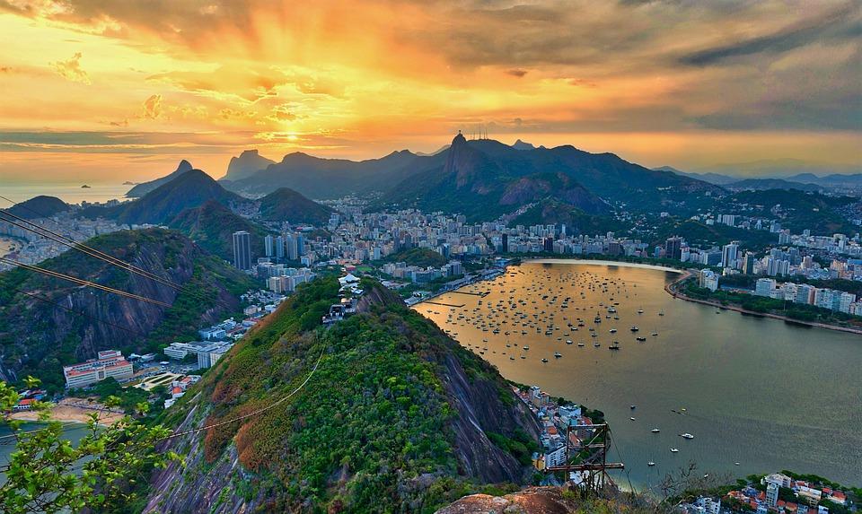 ti City of Rio de Janeiro, Brazil