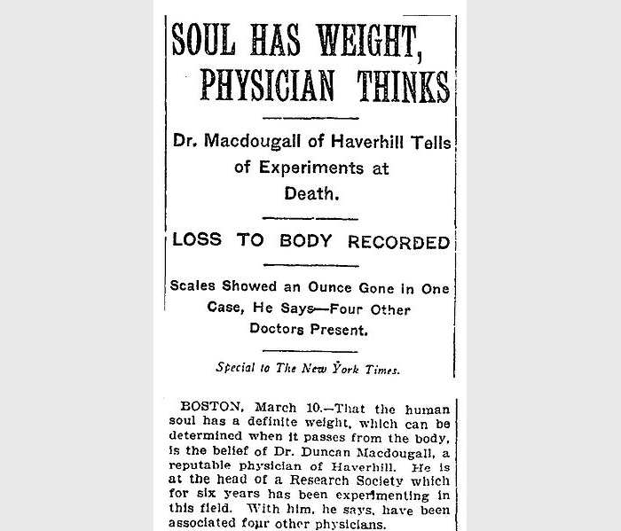 The New York Times article from March 11, 1907