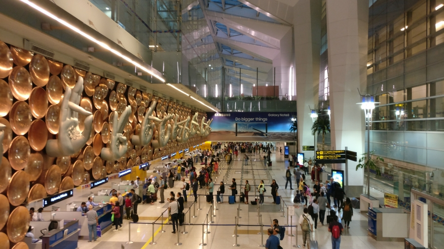 Indira Gandhi International Airport - New Delhi