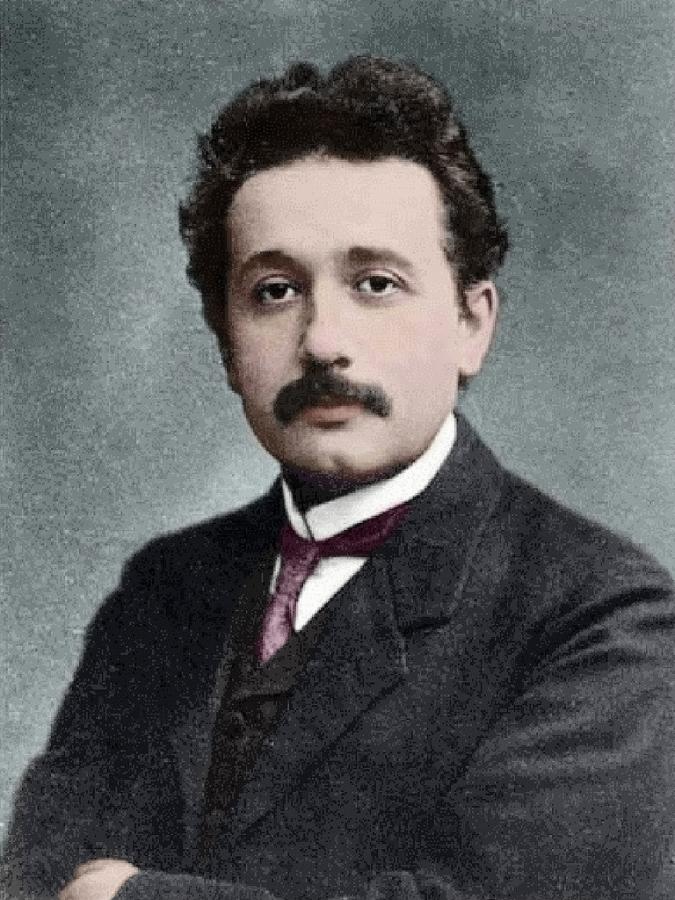 Albert Einstein, early 1900s