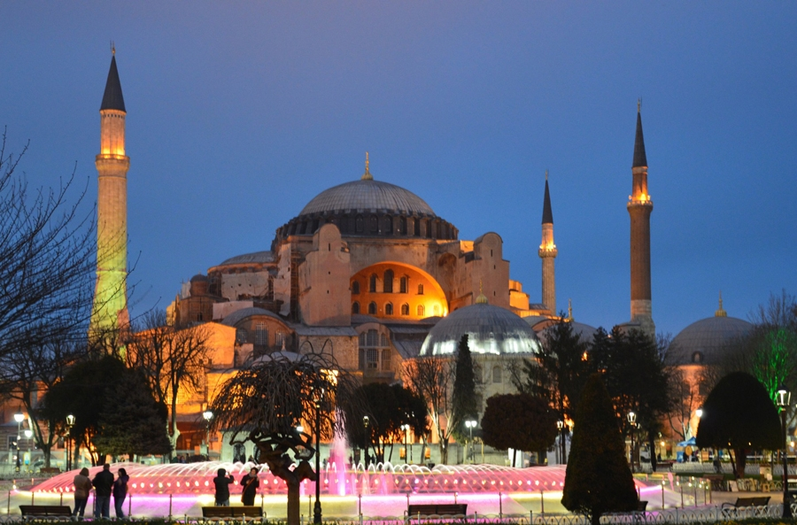 Hagia Sofia - The Royal Couples Gift To The World