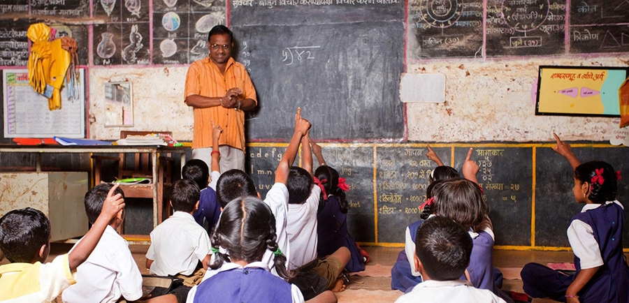 Teaching children in their mother tongue strengthens their roots