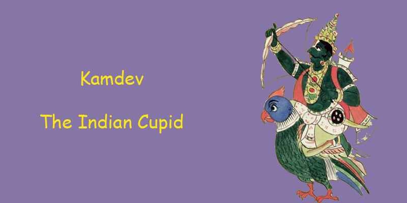Kaamdev- hindu god of love