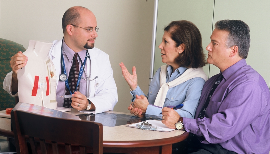 An honest consultation with the doctor, can prevent many complications & misunderstanding later on.