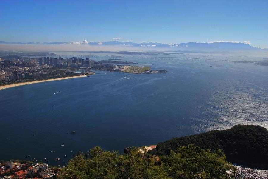 Guanabara Bay ,Rio De Janeiro