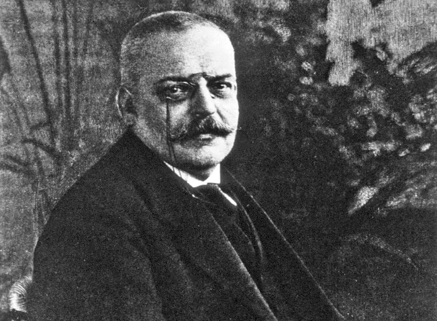Alois Alzheimer - The German doctor who discovered Alzheimer's disease.