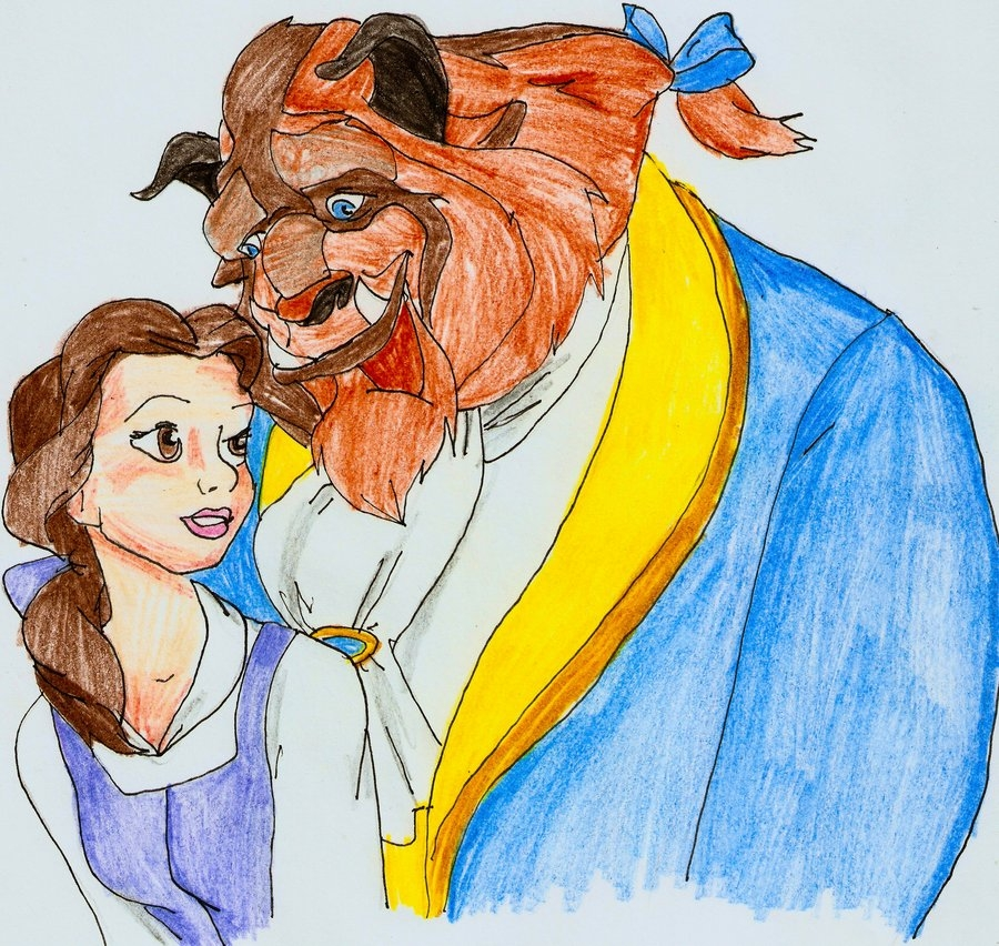 Beauty & the Beast - The fictional story