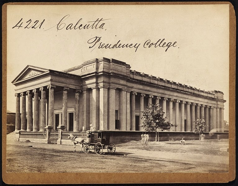 Presidency College, Calcutta - One of the first colleges in British India