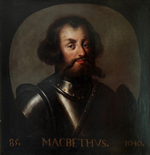 Macbeth, as depicted by Jacob de Wet II c. 1680