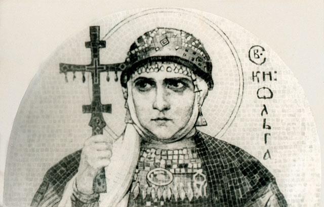 Queen Olga of Kiev