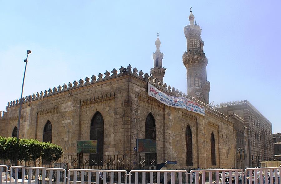 Cairo-Al Azhar Mosque and University