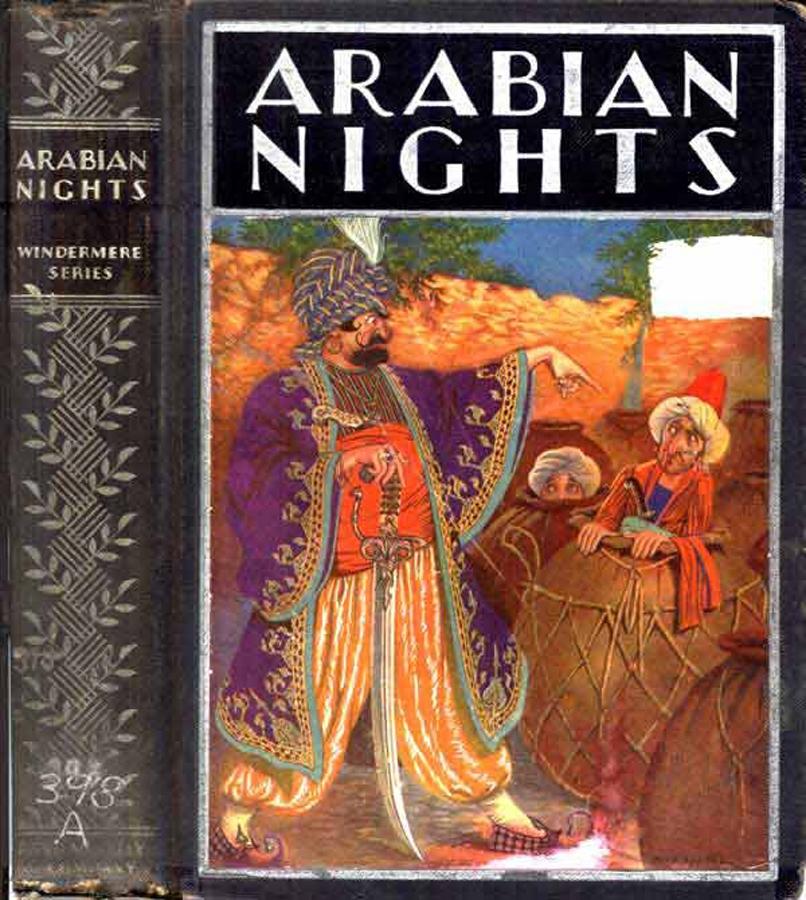 Arabian Nights featured many stories on Caliph Harun al Rashid, founder of - The House of Wisdom