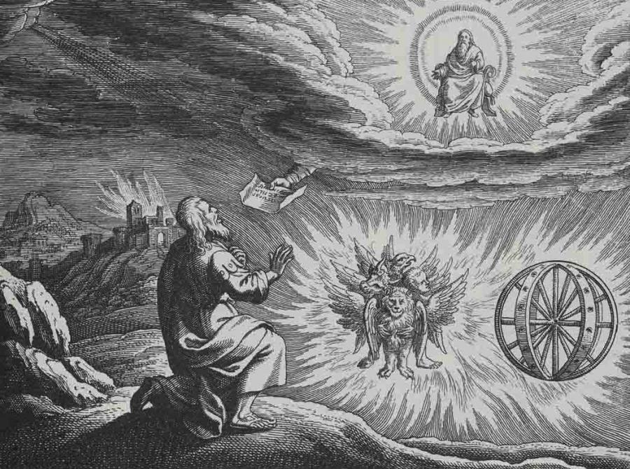 Ezekiel-Vision