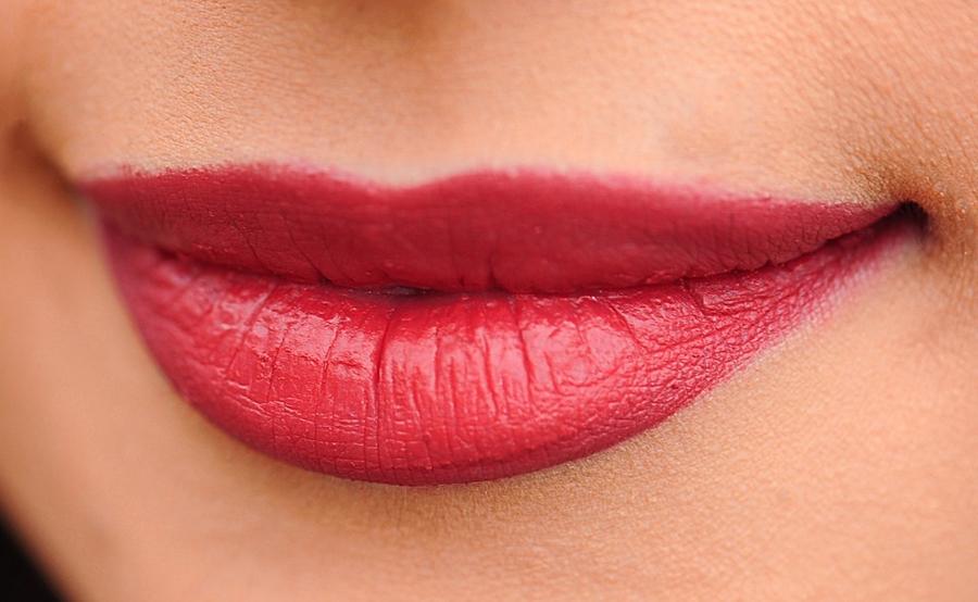 Beautiful lips enhances a persons beauty