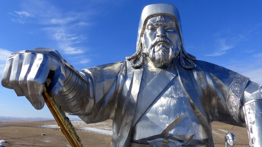 Genghis Khan was a benevolent king for his people