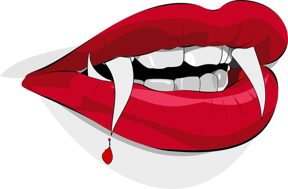 Blood transfusion for good health & beauty ,  uncomfortably resembles old vampire stories.